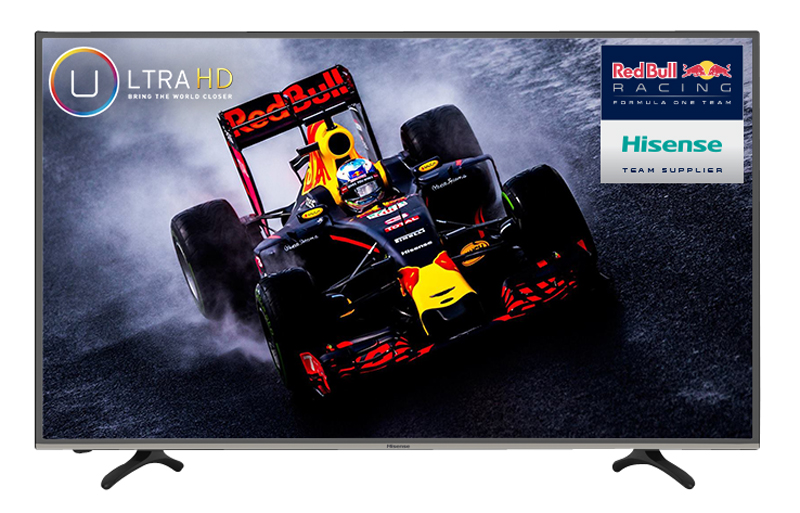 Tv Uhd 4k Hisense H43m3000