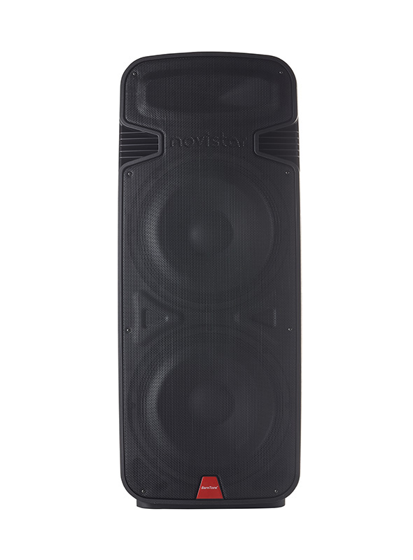 Enceinte amplifiee NOVISTAR DOUBLEBOOST (photo)