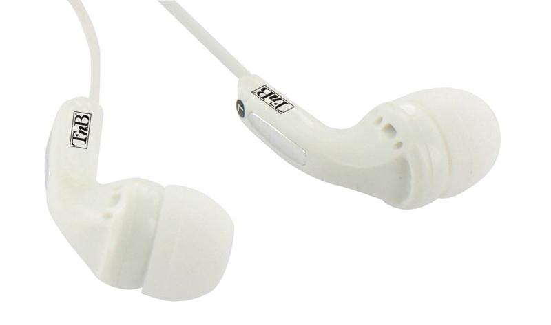 Ecouteurs Tnb Fizz - Blanc