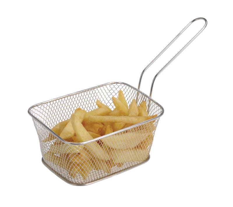 Panier frites 14x11x7cm