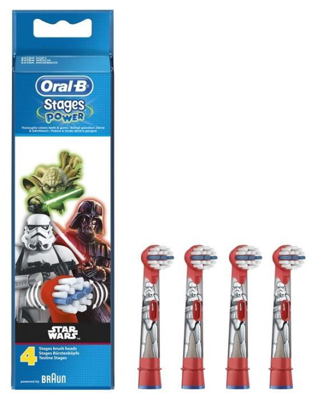 Brossette Oral-b Brossette X4 Star Wars