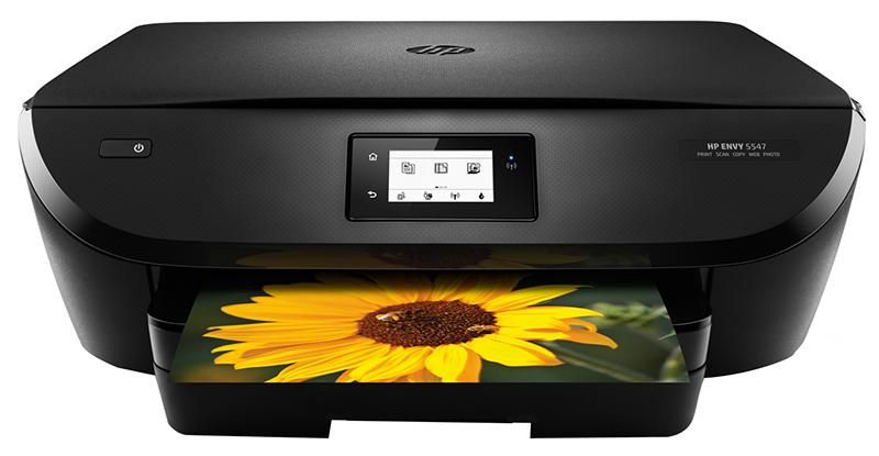 Imprimante Multifonction  Hp Envy 5547 Noire J6u64a
