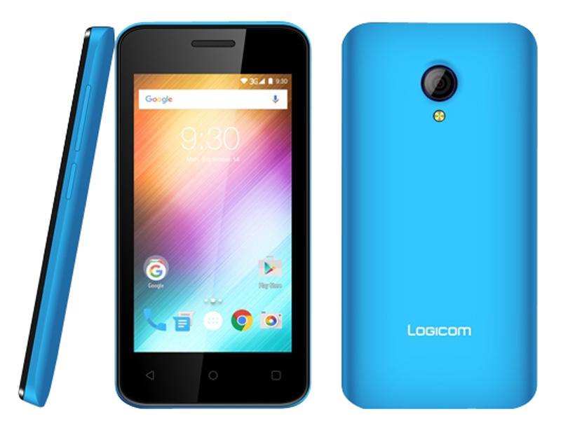 Mobile Logicom L403 3g Bleu