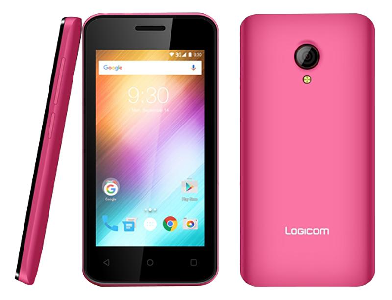 Mobile Logicom L403 3g Rose