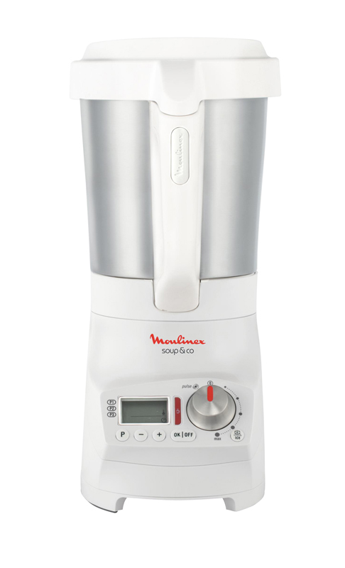 Blender MOULINEX LM9041010 SOUP&CO BLANC (photo)
