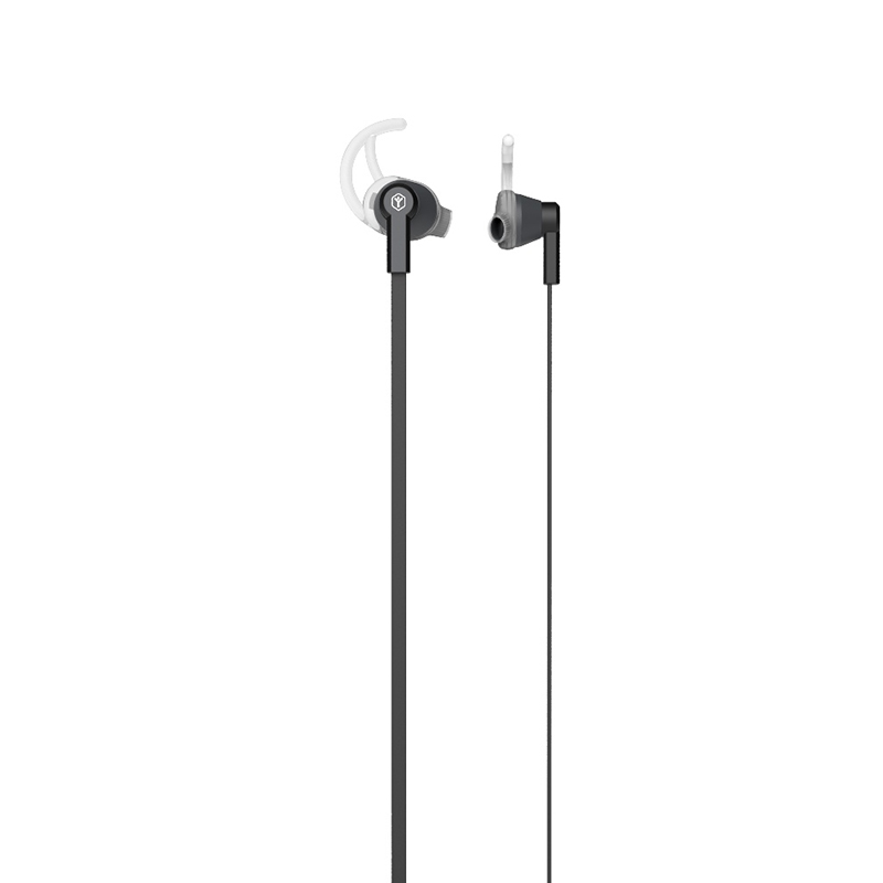 Ecouteur sport R-MUSIC BUDS noir (photo)