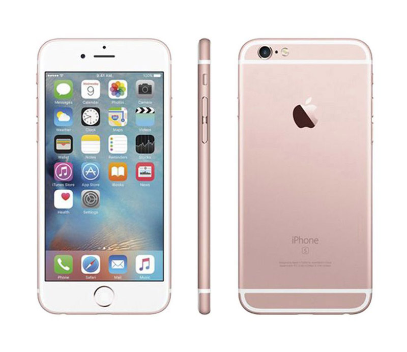 APPLE iPhone 6s 16 Go Pink Gold reconditionne GRADE A+