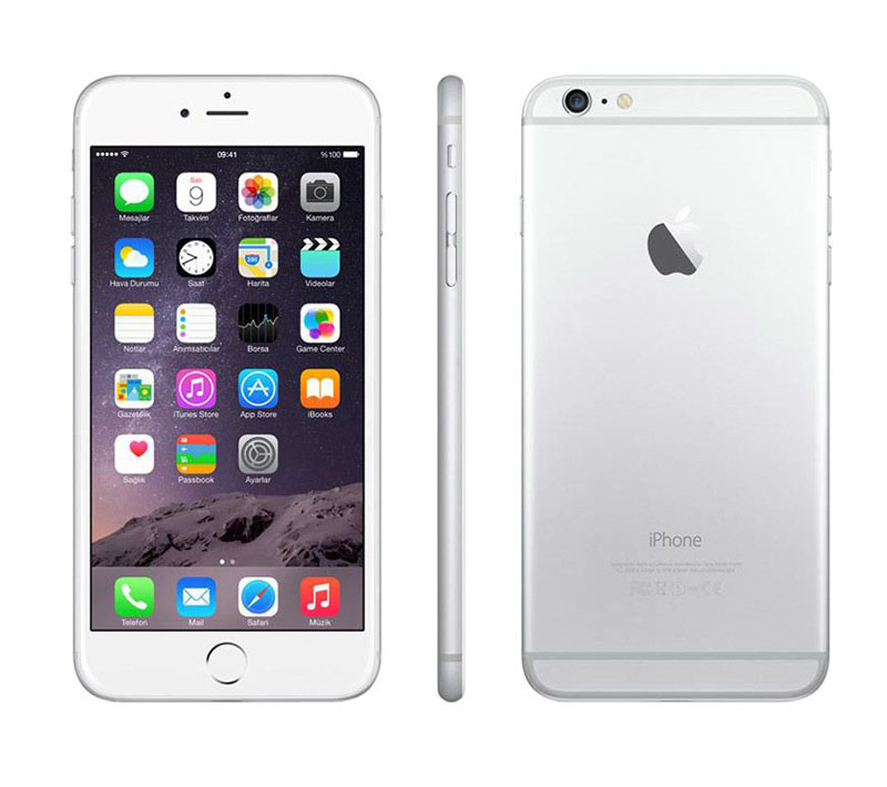 APPLE iPhone 6s 16 Go Silver reconditionne GRADE A+