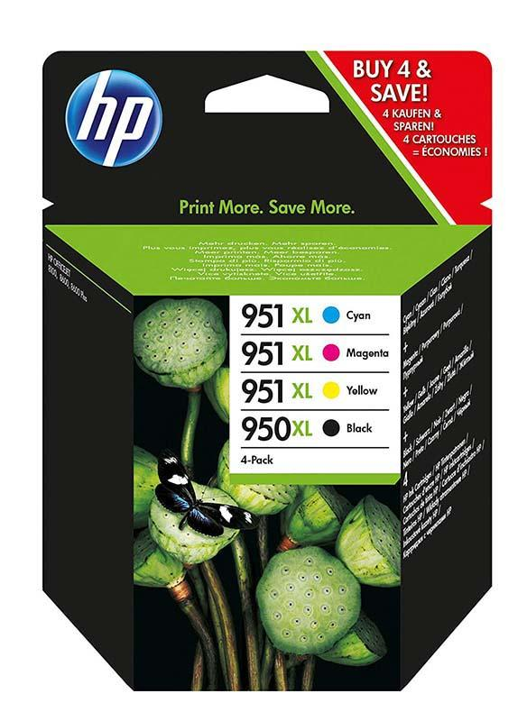 MultiPack HP N°950/951 4Couleurs XL (photo)