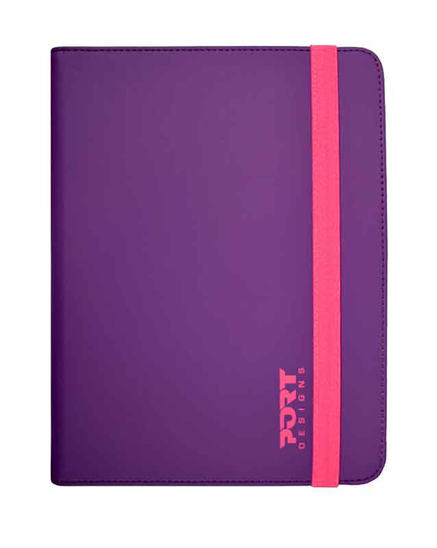 Folio Case PORT DESIGN NOUMEA 9-10,1'' VIOLET (photo)