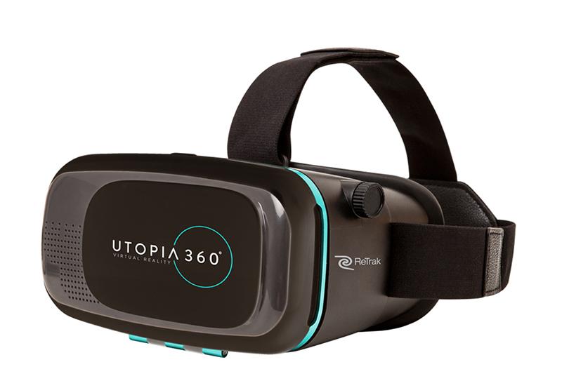 Casque Virtual Reality Retrak Utopia