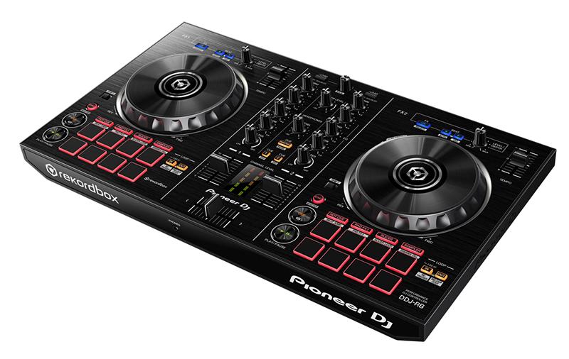 Controleur USB PIONEER DJ DDJ-RB