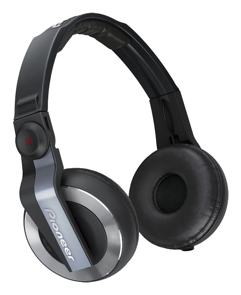 Casque PIONEER DJ HDJ 500K (photo)