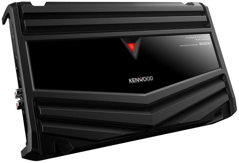 Amplificateur 4 - 3 Canaux Class A/b Kenwood Kac 6406
