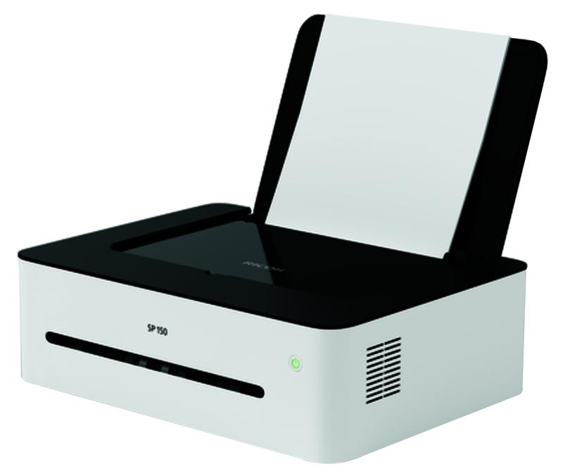 Imprimante Laser Monochrome Ricoh Sp150 Blanche
