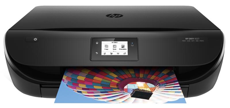 Imprimante Multifonction Hp Envy 4527 Noir J6u61b