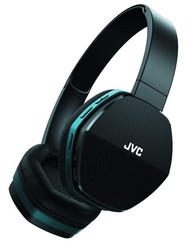 Casque Bluetooth JVC HA SBT5 noir