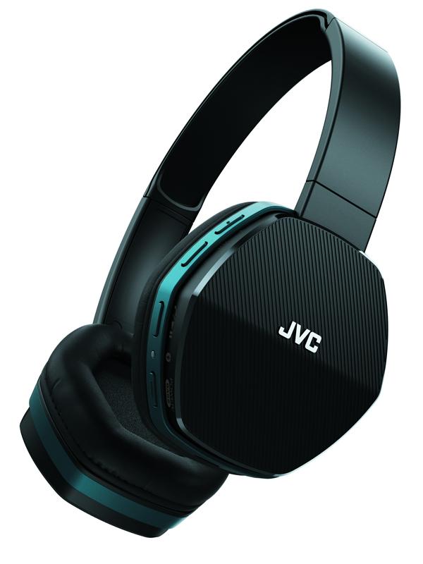 Casque Bluetooth Jvc Ha Sbt5 Noir