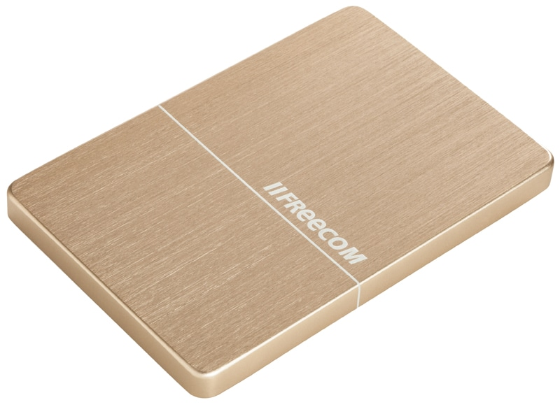 Disque Dur Externe 2.5 Freecom Mhdd Usb3.0 1to Gold