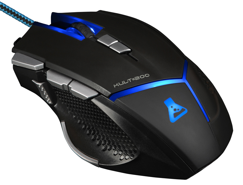 Souris Gaming The G-lab Kult200 (photo)