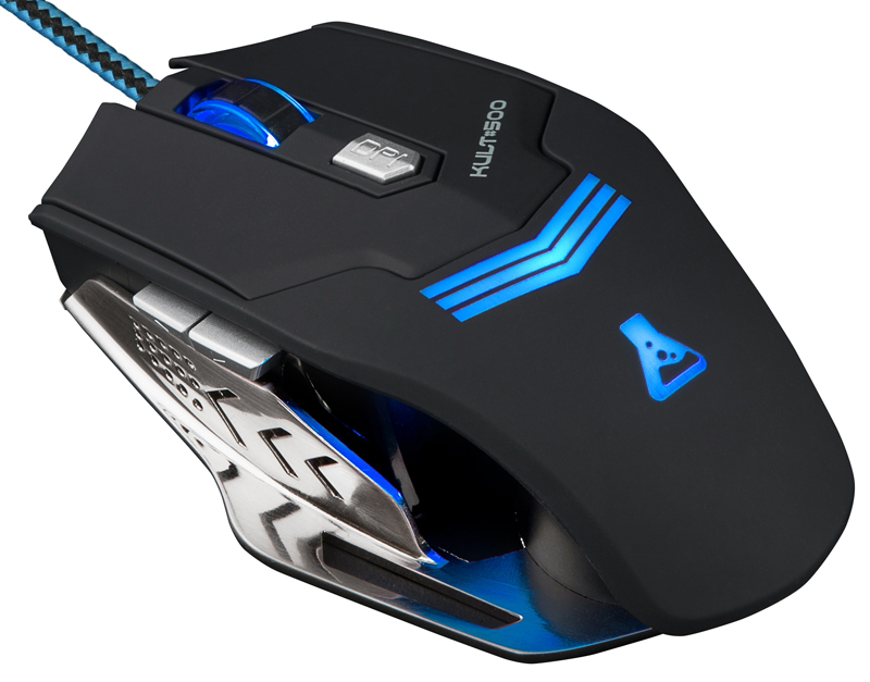 Souris Filaire Gaming Bluestork The G-lab Kult500 (photo)