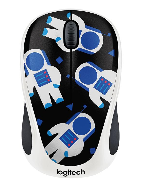 Souris Sans Fil Logitech M238 Astronaute