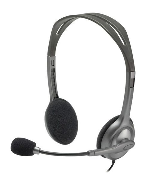 Casque Micro Logitech H111 Stereo Headset