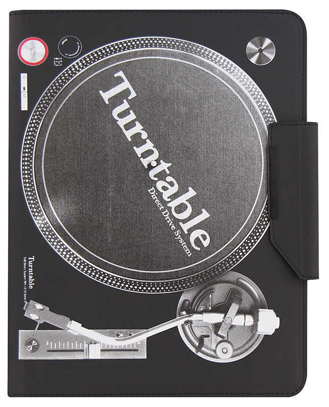 FolioCase TNB VINYLE 360 UNIVERSEL 10 (photo)