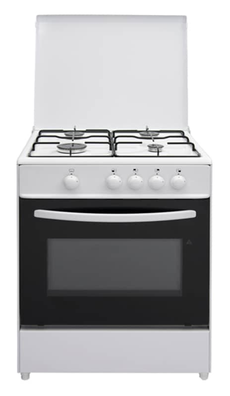 Cuisinière Gaz HIGH ONE CG 60 4CM W EUT (photo)