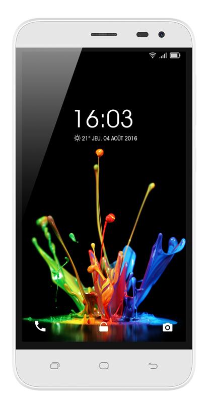 Mobile Hisense L675 4g Blanc