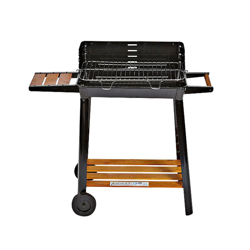 Barbecue charbon COSYLIFE CL-5230 + Tablette (photo)
