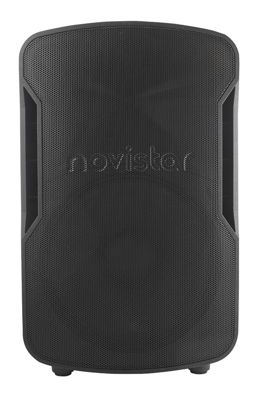Enceinte amplifiee NOVISTAR PRO MIA600 bluetooth (photo)