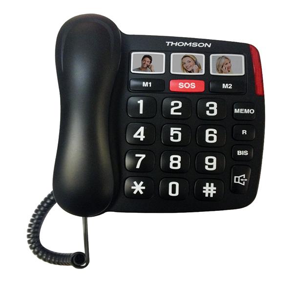 Téléphone Thomson Fily Grosses Touches Sénior