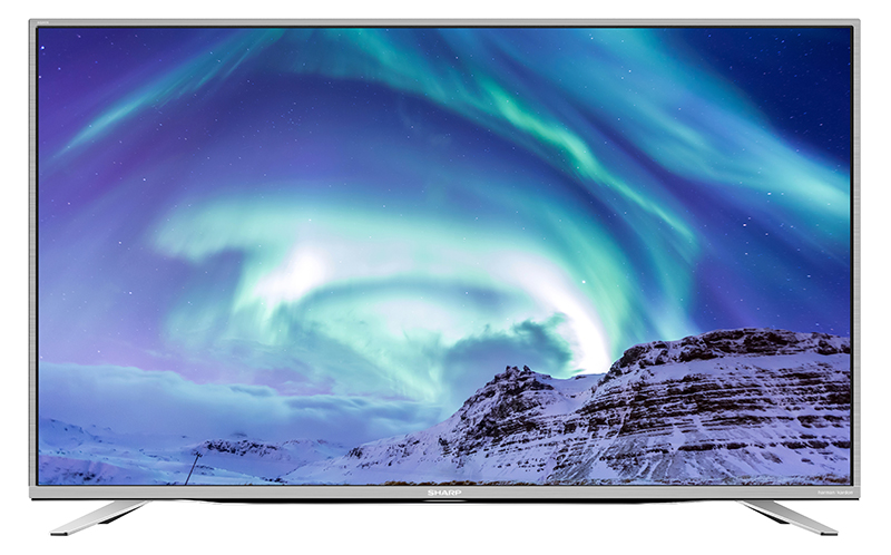 TV UHD 4K SHARP LC-55CUF8472ES