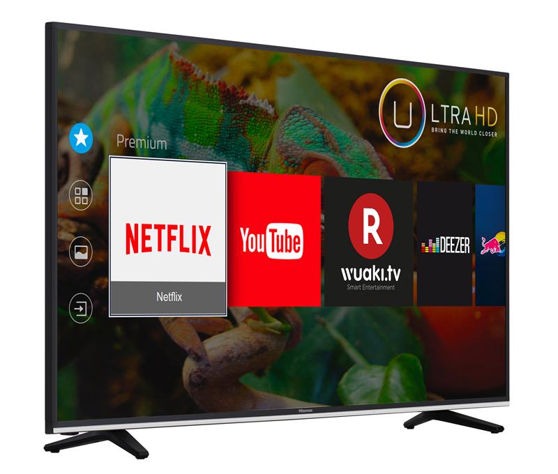 Tv Uhd 4k Hisense H55mec3350