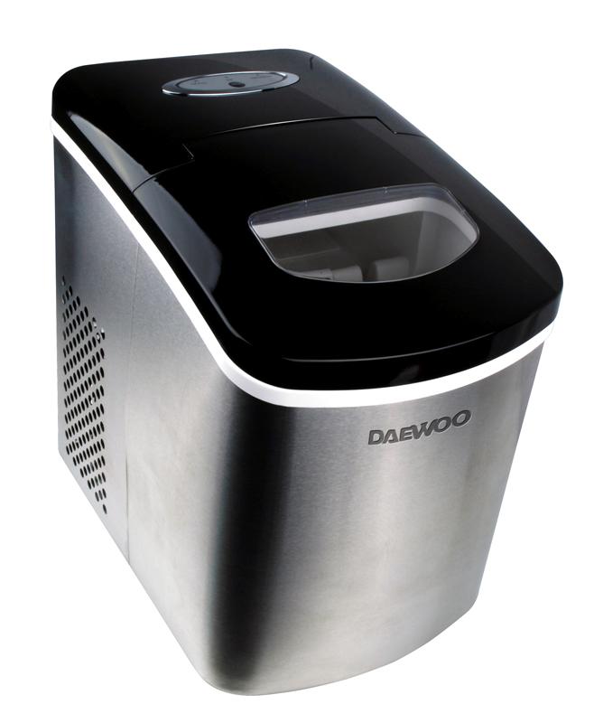 Machine à glaçons DAEWOO ICE KUBE 120 INOX