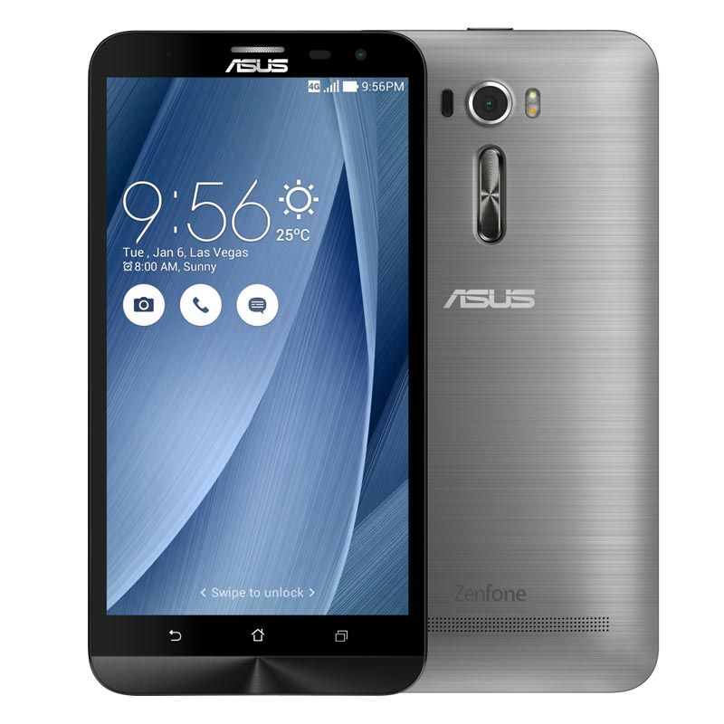 Smartphone ASUS Zenfone Silver ZE601KL (photo)