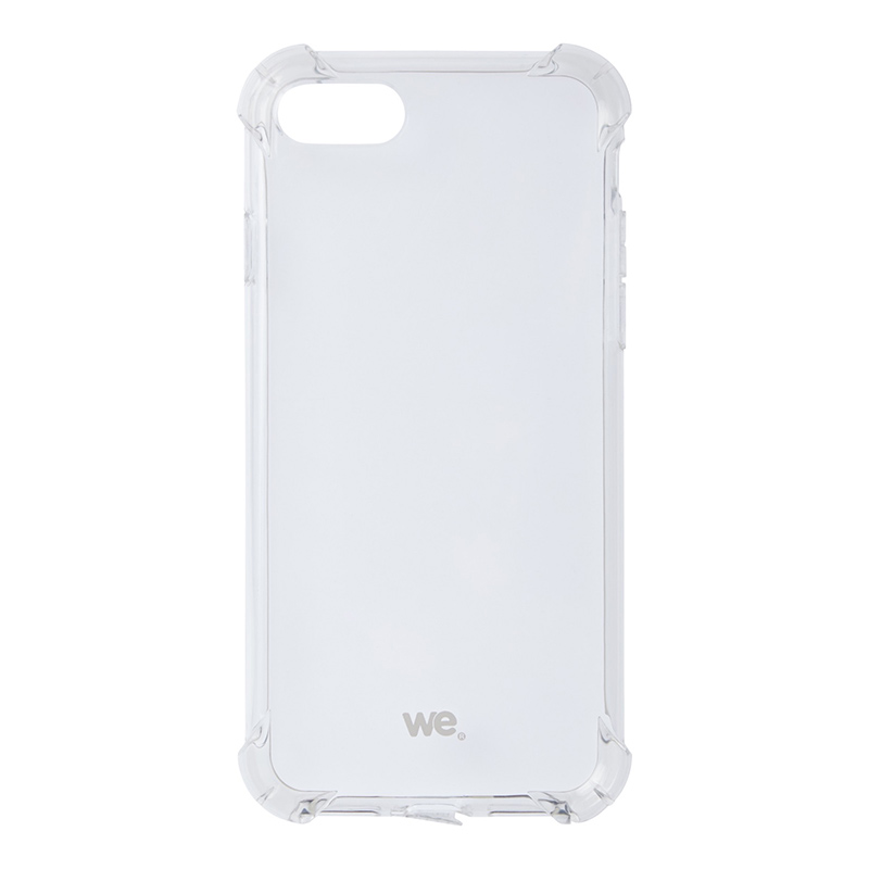 Coque Protection WE iP7 rigide antichoc transparente