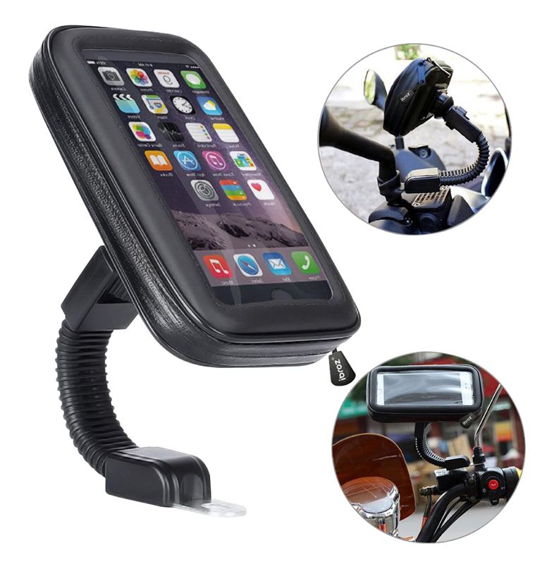 Support telephone IBROZ moto scooter tel