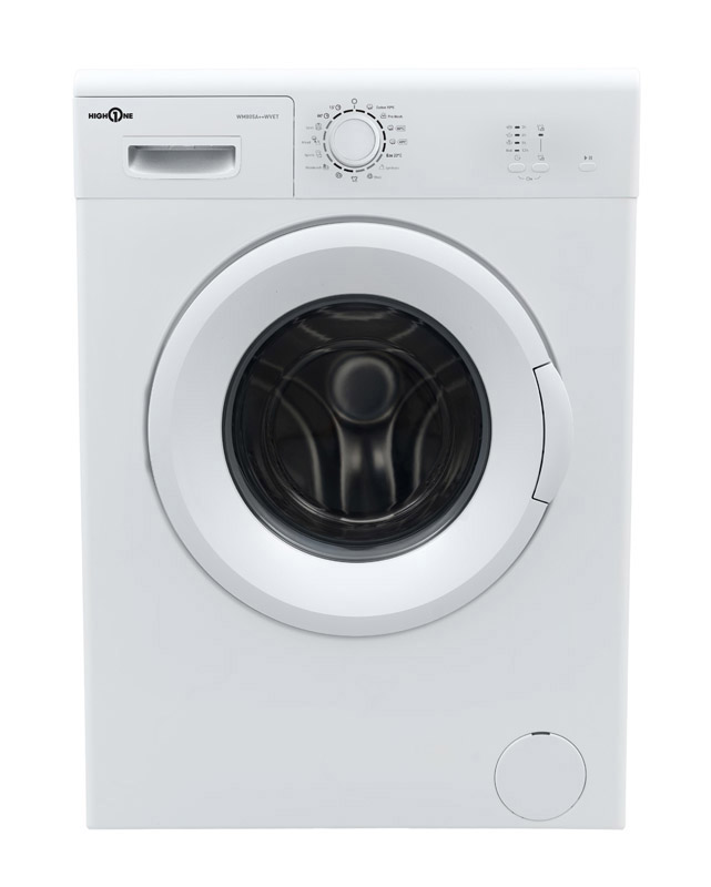 Lave linge hublot 5 kg HIGH ONE WM 805 A++ WVET (photo)