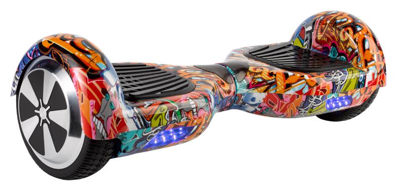 Hoverboard Mp Man 6,5'' Street Art
