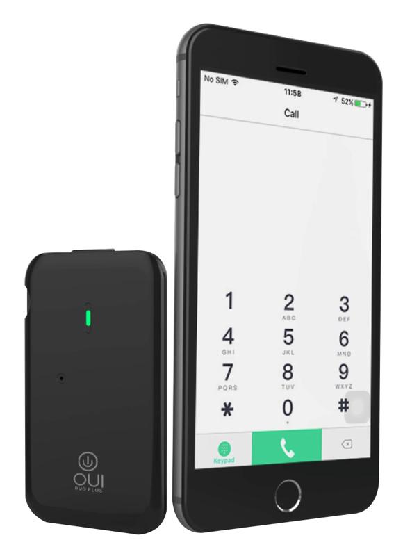 Adaptateur Sim Oui Duo + 2xsim Bt Pour Iphone / Ipad / Ipod (photo)