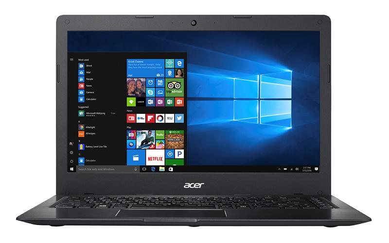 Ordinateur Portable 14'' Acer Sf114-31-c405 Noir