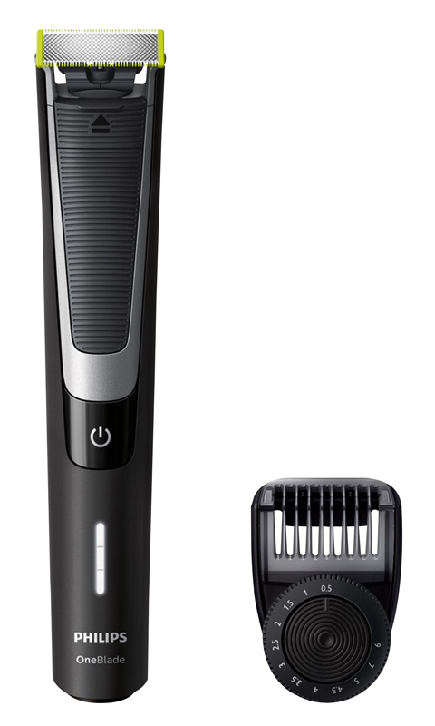 Tondeuse barbe PHILIPS QP6510/20 One blade pro (photo)