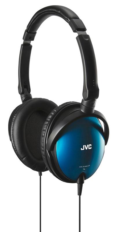Casque Filaire Jvc Ha-sr625 Bleu