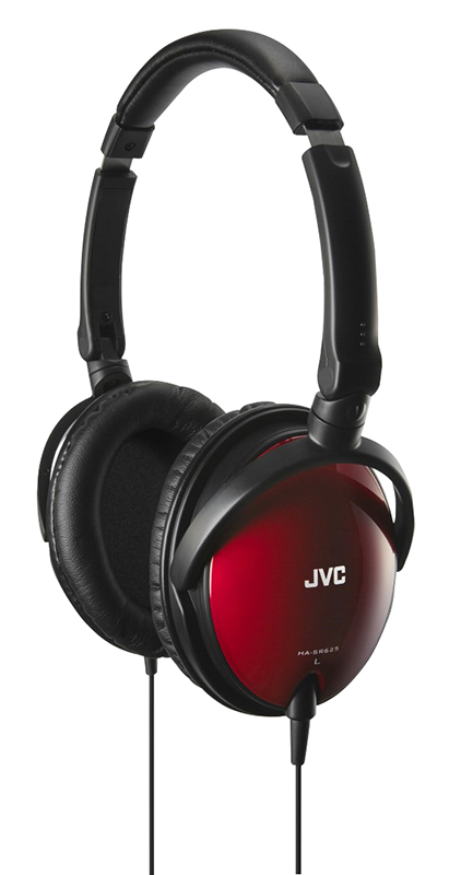 Casque Filaire Jvc Ha-sr625 Rouge