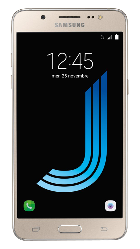 Mobile Samsung Galaxy J5 2016 Or