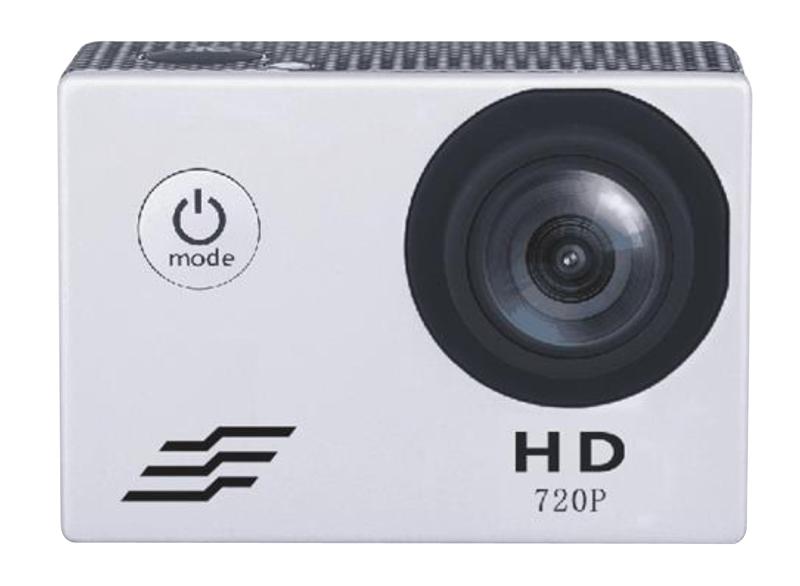 Camera Sport HCAM12 HD 720p silver