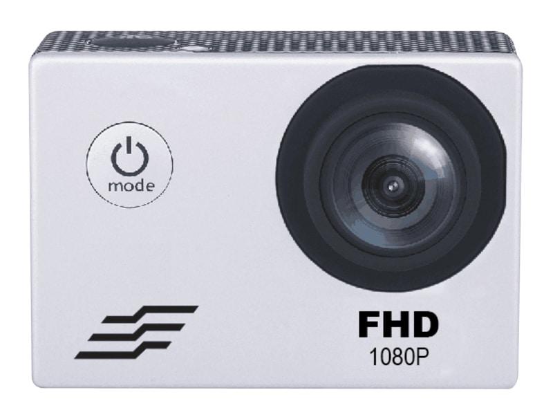 Caméra Sport Hyundai Hcam13 Fhd 1080p Silver