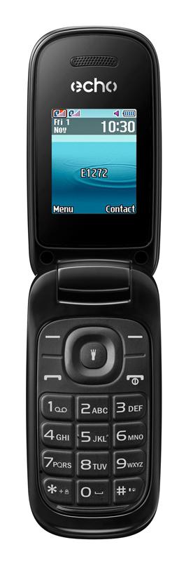 Mobile Echo Clap2 Noir